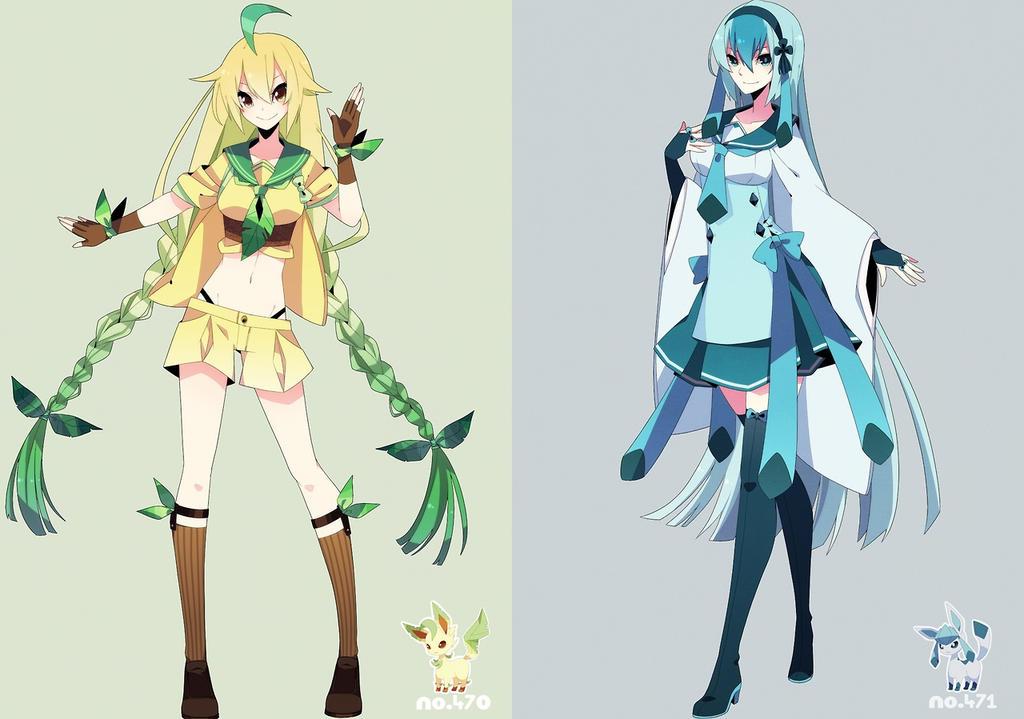 Pokemon Leafeon Human Images | Pokemon Images