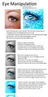 Eye Manipulation Tutorial