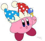 Mirror Kirby - colored