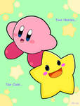 Kirby and Starfy