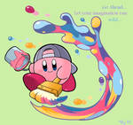 Paint Kirby