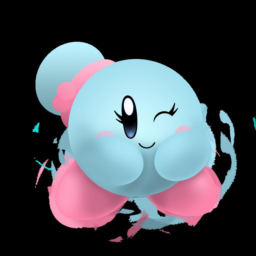 Kirby Request - Bun-Bun by water-kirby on DeviantArt