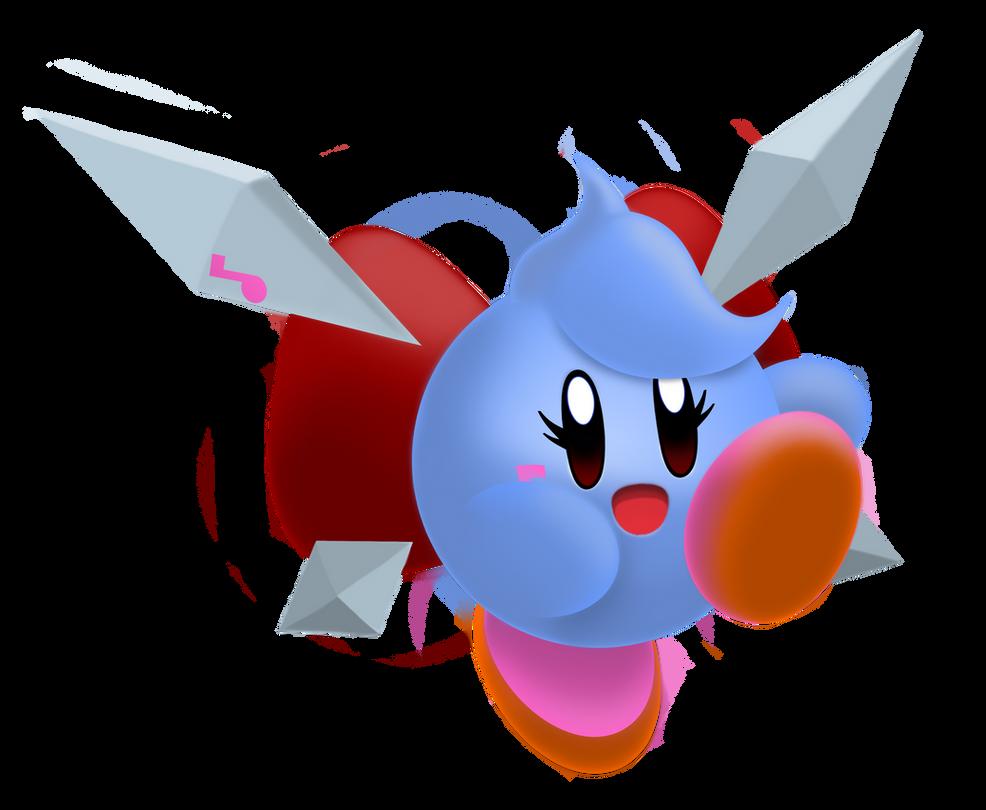 Kirby Request - Azuri by water-kirby on DeviantArt