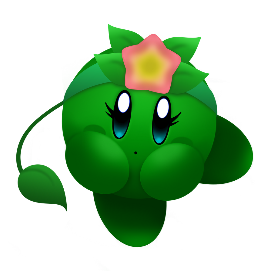 Create A Kirby Character Noll: Arilly By Water-kirby On DeviantArt