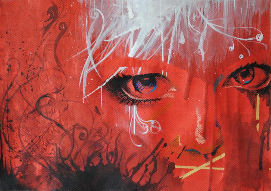 her silence.. by silvrmist