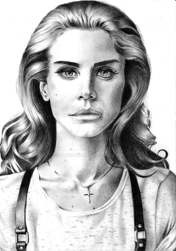 Lana Del Rey by ana20cris