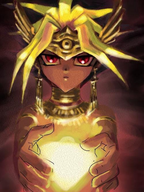 Pharaoh Yami by egosun