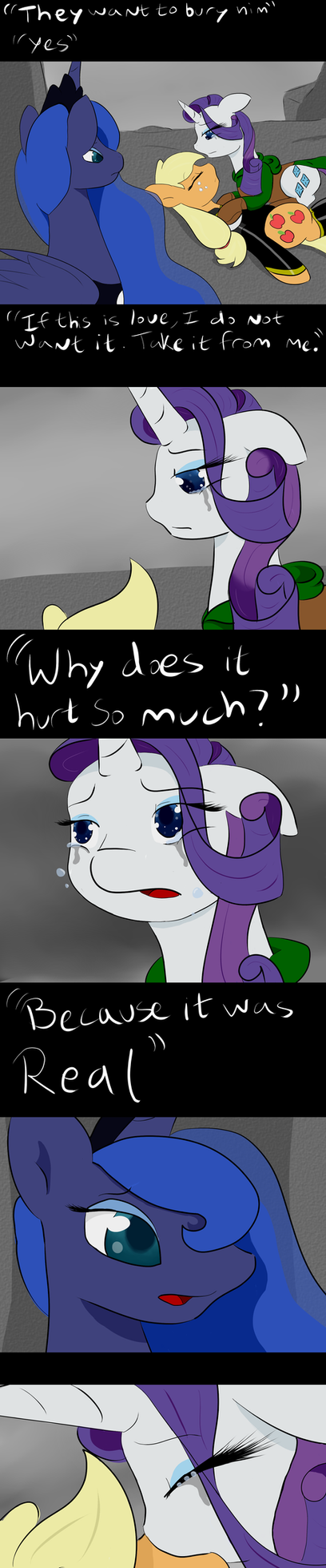 Because It Was Real by ScribbleSea