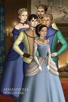 So This Is the Royal Family by dcfan0590