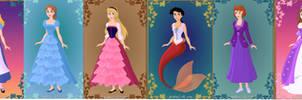 Disney's Little Ladies