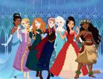 Disney Princesses Pt 2