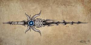 Mephisto's sword