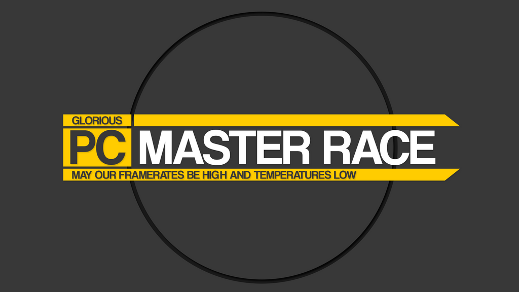 Pcmr Wallpaper: Is There A Higher Res (1080p) Version Of This PCMR