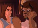 Beauty And The Beast Genderbent Scene 1