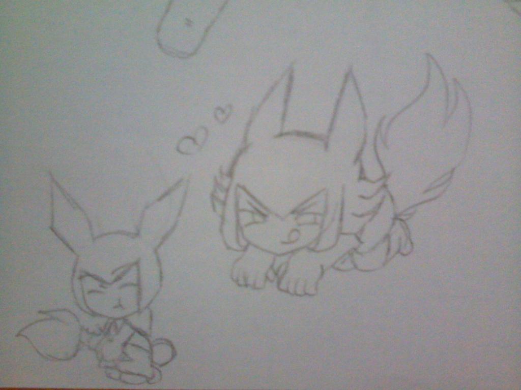 Mecha_Wolf_and_Mecha_Rabbit_by_TVMiluna by TVMiluna