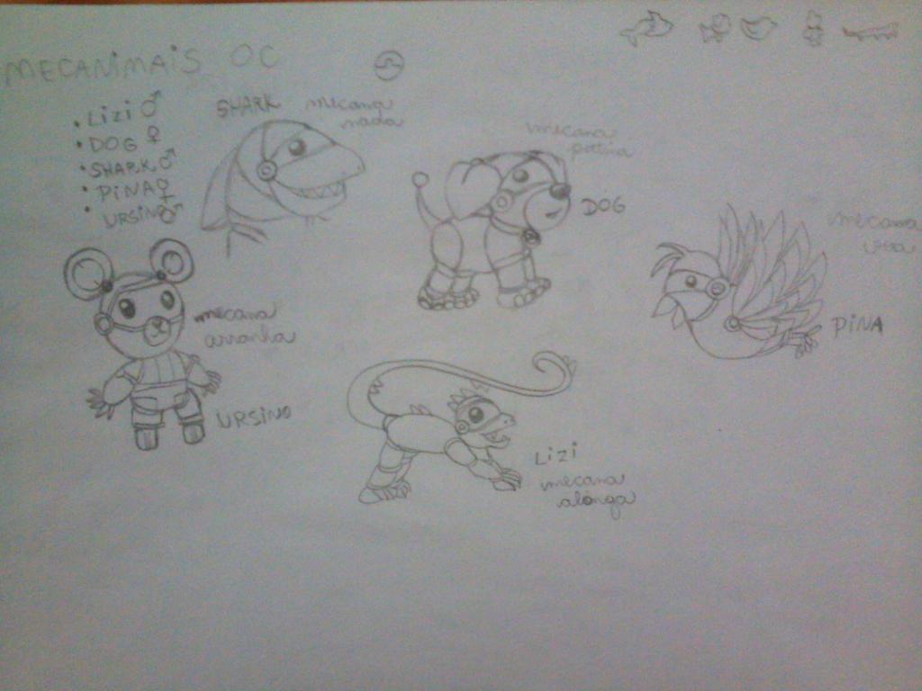 Mecanimais_OC_Drawing_by_TVMiluna by TVMiluna
