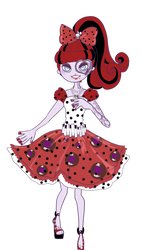 Operetta(DOT DEAD GORGEOUS) by kapimelon