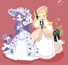 dress by kapimelon