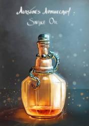 Snake Oil by MagicalKaleidoscope