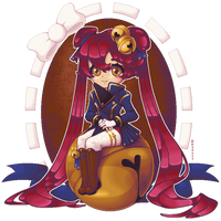 Gaia colouring contest but it's pixeled instead