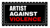 Stand Against Violence by Queen-Soulia