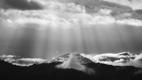 Ray of Light by adysanjaya