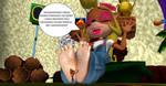 Coco's Ticklish Punishment