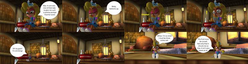 Coco's Cursed Wumpa