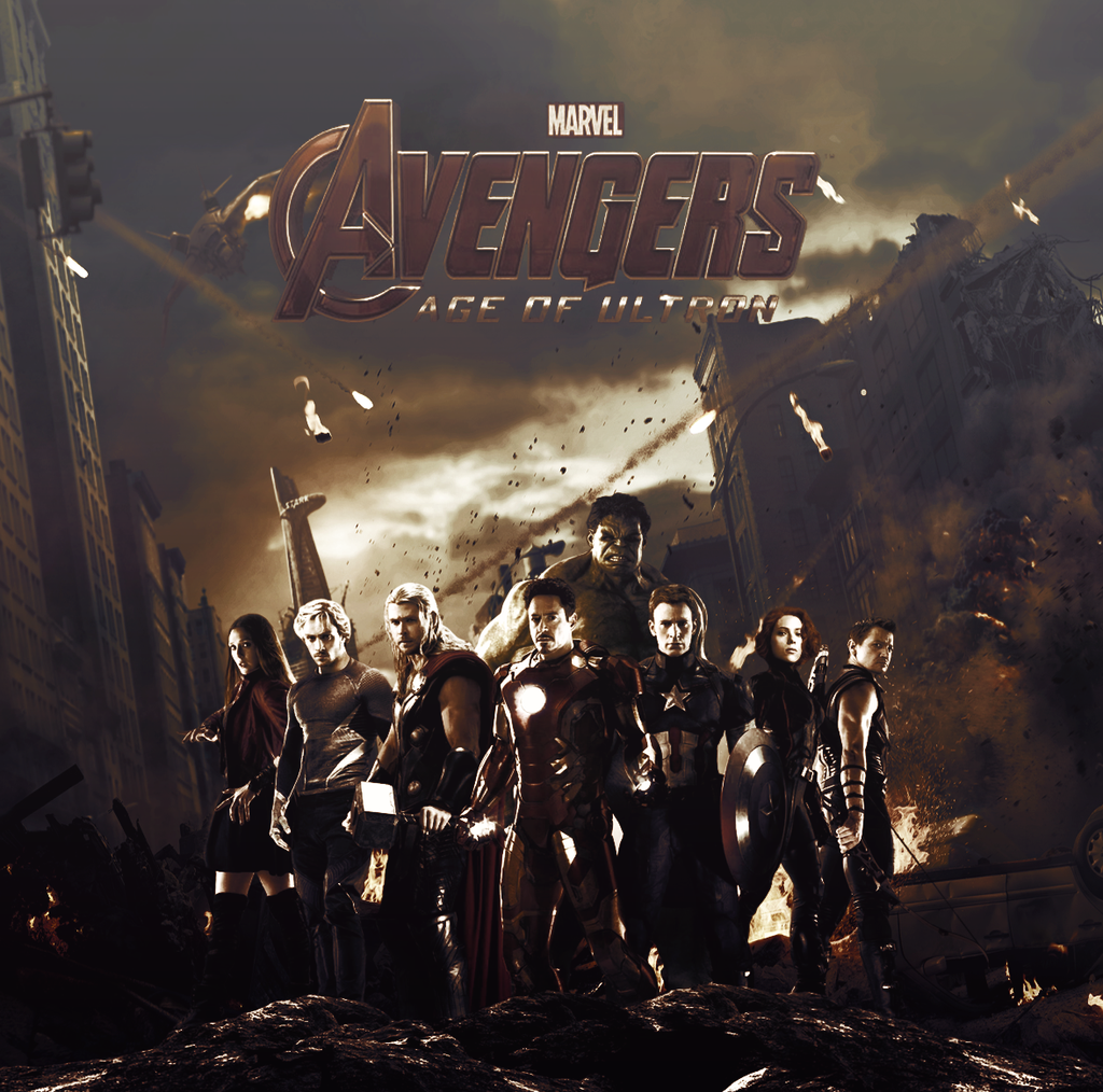 Avengers Age Of Ultron By Iloegbunam On Deviantart: Avengers-Age Of Ultron By Coloroftheworld On DeviantArt