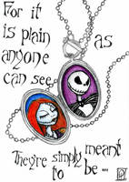Jack and Sally by Ulfhedinn