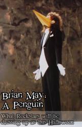 Halloween: Brian May by mamacros