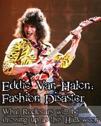 Halloween: Eddie Van Halen by mamacros