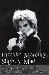 Halloween: Freddie Mercury by mamacros