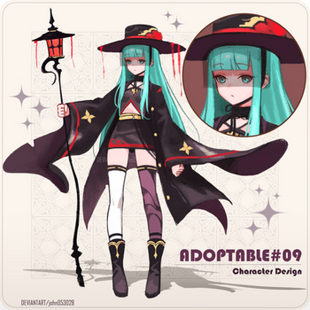 Adoptable/NO.9 [CLOSE]