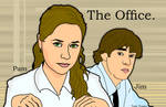The Office: Pam And Jim