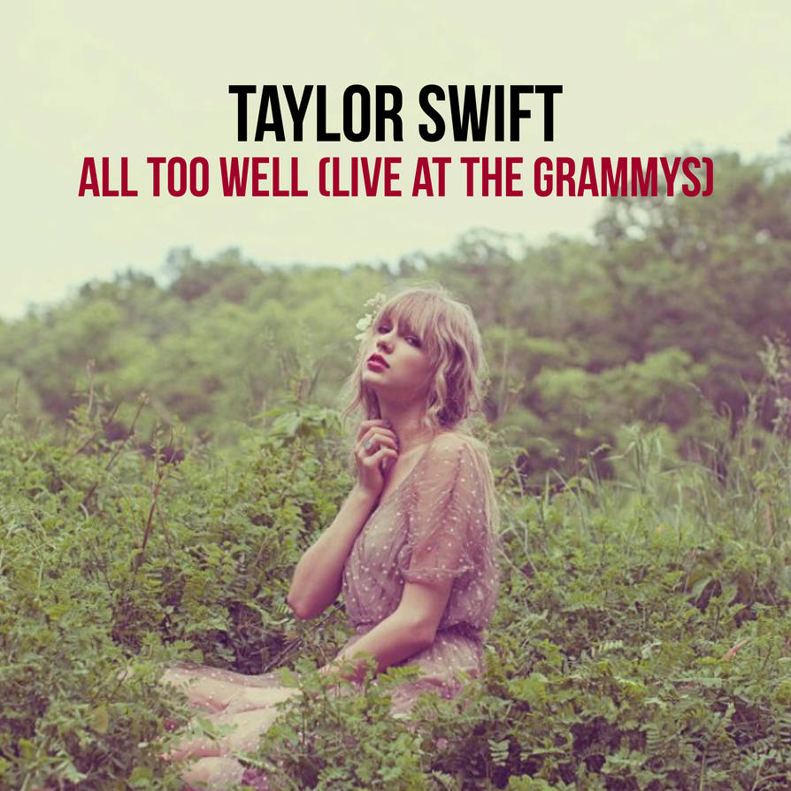 All Too Well Grammys