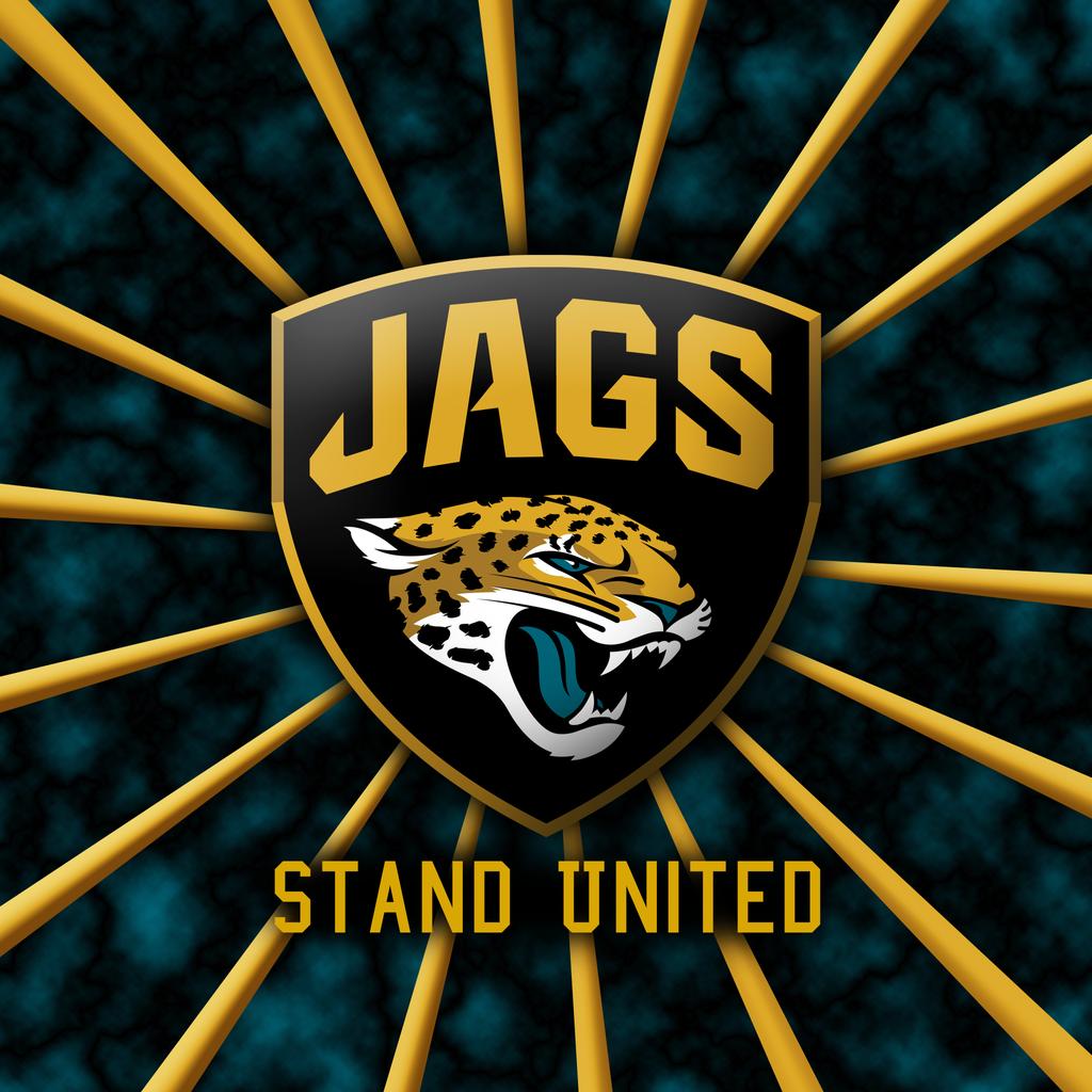 jacksonville jaguars 39 stand united 39 ipad wallpaper by