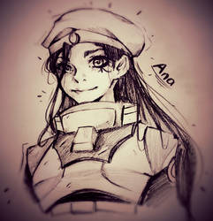 Any One Else Excited For Ana?!? by BunnyChan21