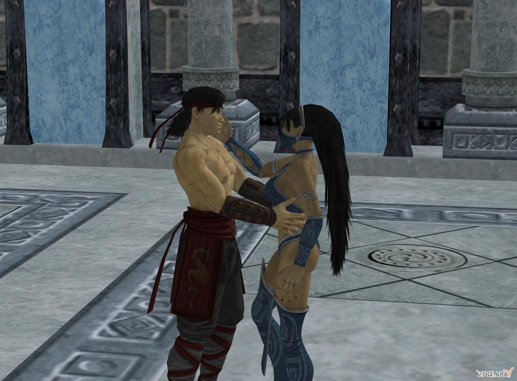 liu kang and kitana relationship help