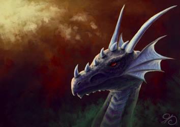 Darkfire by DragonOfTheDamned