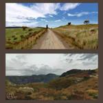 Landscape Speedpaints