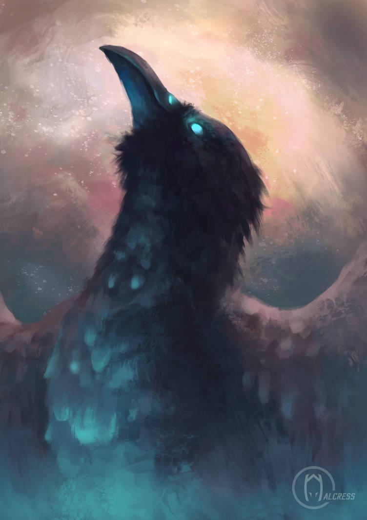 Galactic Raven