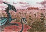 Darkfire for Fey by MalcressArt