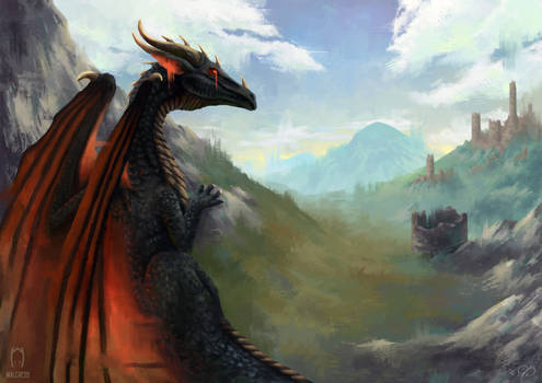 Nethradorus (Commission)