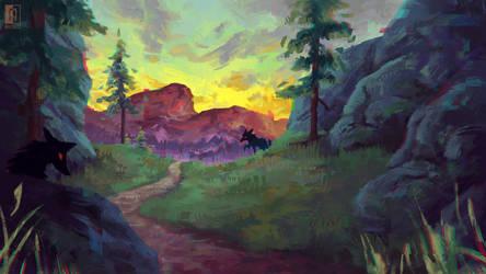 Illustrative Landscape
