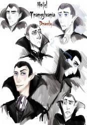 Hotel Transylvania: Dracula