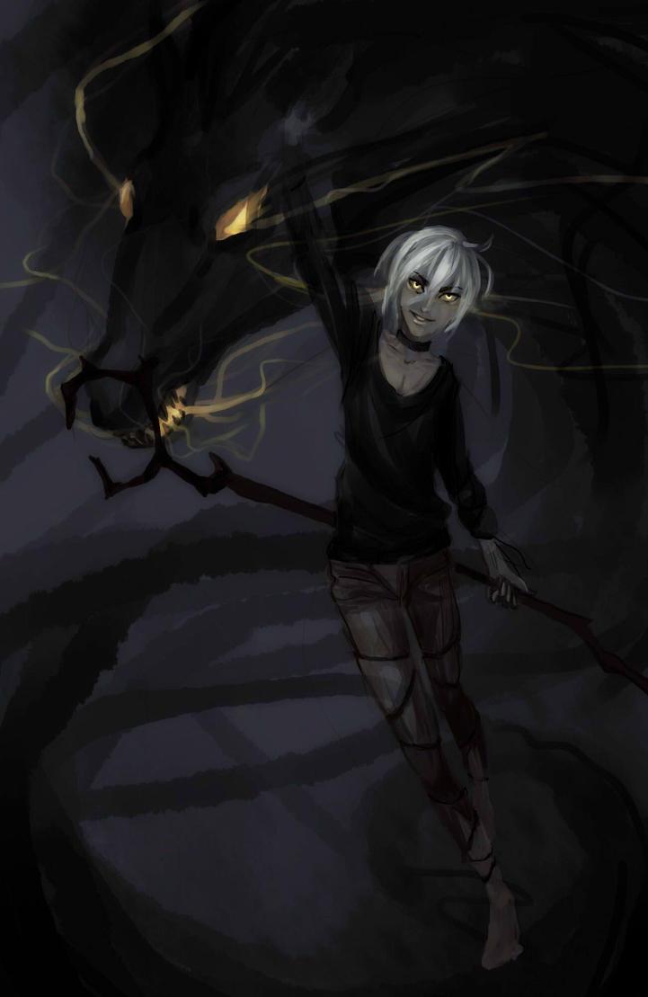 Dark Jack by Anree-Bekker