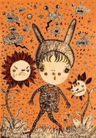 bad rabbit by sidartasoleil