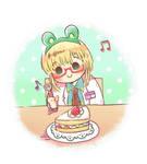 I love cake! by NVPrince