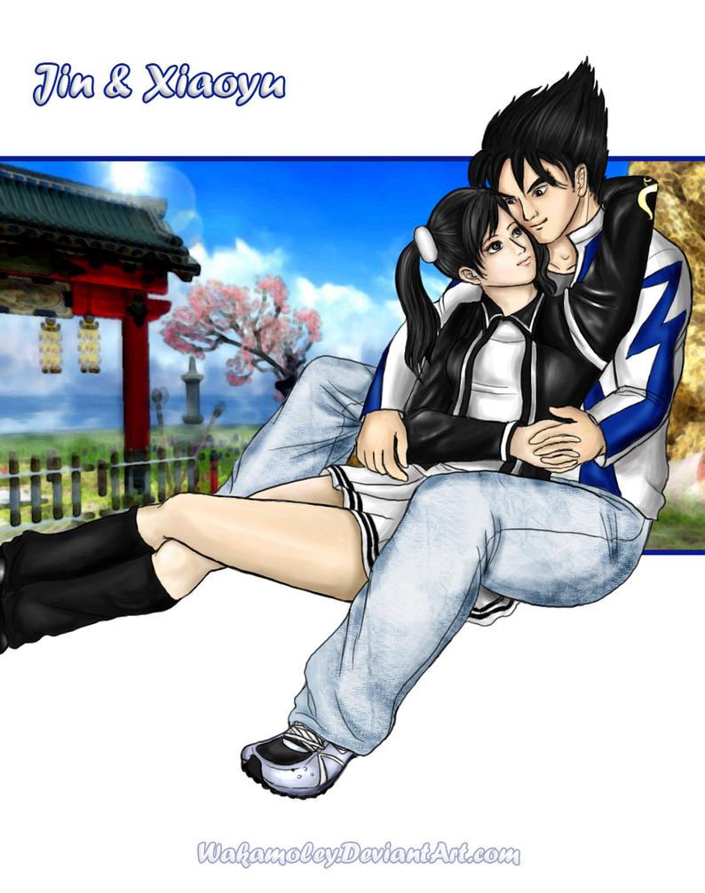 Peaceful Embrace by Wakamoley